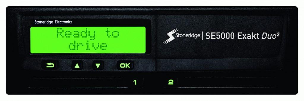 SE5000 digital tachograph