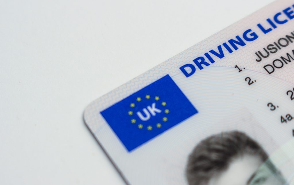 to have a HGV licence you must have a full UK driver's licence